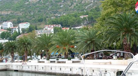 Baska Voda havn. Foto: Kystbloggen