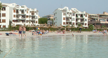 Alcudia Beach. Foto: Kystbloggen