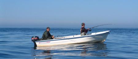 Fisketurister. Foto: fiskeri.no